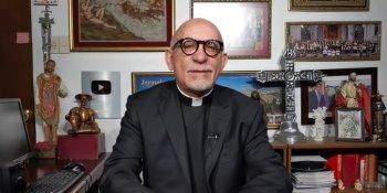 """Responde el padre Jesús Aguilar a AMLO """"no soy de FRENAAA"""""""