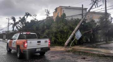 Saldo blanco y afectaciones menores reporta el gobierno de Quintana Roo tras el paso del huracán ´Delta´
