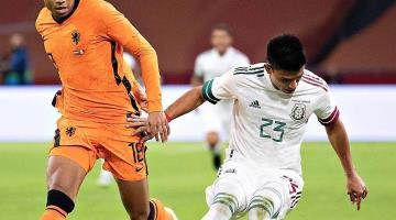 Festeja Gallardo cuatro años de ser parte de la Selección