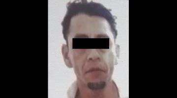 Detienen a sujeto que intentó robar camión con perfumes en la carretera Cárdenas-Coatzacoalcos