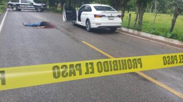 Ejecutan a balazos a hombre cerca de la chocolatera en Cárdenas