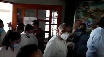 Atestigua Adán Augusto López sesión de Cabildo de Cárdenas donde edil solicitará licencia temporal