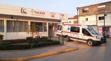 Nace bebé en baños del centro de asistencia del DIF en Cárdenas