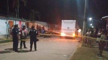Agresión a balazos en Poblado C-15 Cárdenas, deja como saldo dos muertos y tres heridos