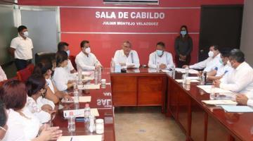 Autorizan licencia temporal a edil de Cárdenas, Armando Beltrán; será operado del corazón