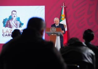 No ven en México que Trump pueda montarse en la detención de Cienfuegos para su campaña