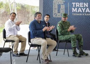 Recibirá Palenque hasta 3 millones de visitantes con el  Tren Maya: Fonatur