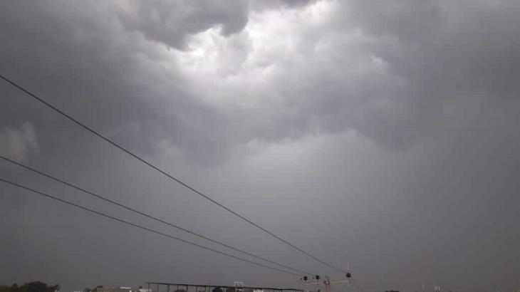 Prevé CONAGUA intervalos de tormentas en Tabasco, por desplazamiento lento de Onda Tropical en Península de Yucatán