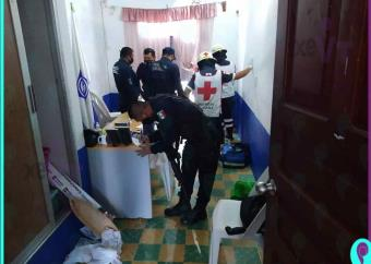 Asaltan oficinas del PAN Centro; amordazan y golpean a directora de elecciones