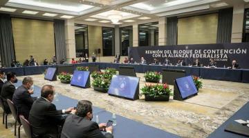 Alianza Federalista y senadores de oposición, promoverán controversia constitucional por desaparición de fideicomisos