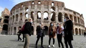 Italia tiene nuevo récord de muertes, en tan solo 24 horas registra 853