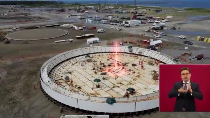 Refinería de Dos Bocas ha generado 43 mil 321 empleos: SENER