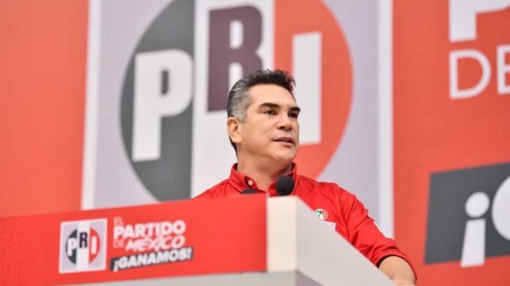 Quiere CEN del PRI que gobierno pague defensa de García Luna y Cienfuegos
