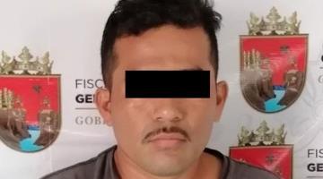 Detienen en Chiapas a presunto feminicida de Jalpa de Méndez