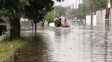 Prepara gobierno Tabasqueño declaratorias de emergencia para municipios afectados por lluvias