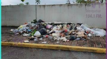 Lamenta CEAS falta de consciencia ciudadana para no arrojar basura a la calle
