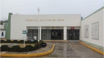 Inicia desconversión de hospital militar de Villahermosa