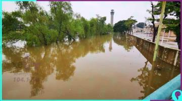 Presentan punto de acuerdo para que Gobierno actualice su atlas de riesgo, tras inundaciones
