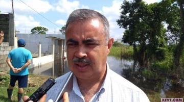 Reportan Río Usumacinta en nivel crítico; exhortan a la población cercana al afluente a evacuar