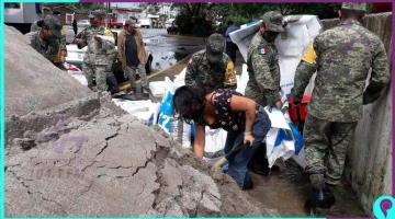 "Amurallan el malecón de Villahermosa... por ""precaución"""