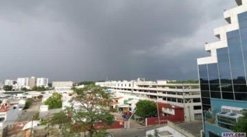 Disminuyen precipitaciones en Tabasco, se estiman lluvias de hasta 25 milímetros