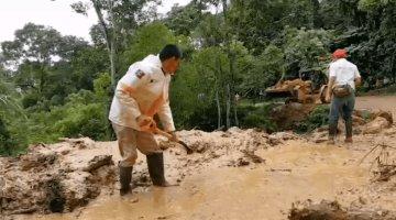 """Mueren 20 personas en Chiapas tras tormenta tropical """"Eta"""" y frente frío 11"""