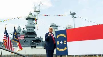 Oficializa EEUU salida del Tratado de Cielos Abiertos; acusa Trump a Rusia de incumplir con el acuerdo