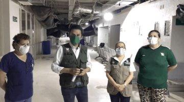La Unidad Médico Familiar 47 de Villahermosa fue mal construida, reconoce el IMSS