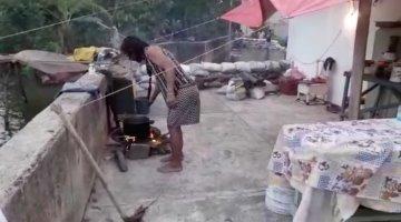 Familias se refugian en cárcamo de zona CICOM tras inundarse sus viviendas