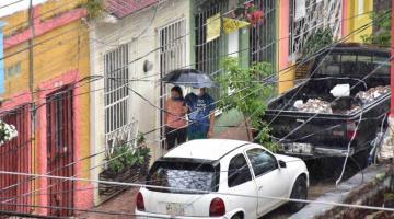 Prevé CONAGUA lluvias moderadas para Tabasco, pero puntuales de hasta 50 mm en Chiapas