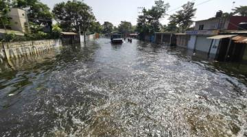 Dona España 300 mil Euros en ayuda para Tabasco y Chiapas, tras las inundaciones