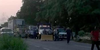 Puente de La Majahua no está colapsando: Protección Civil