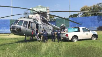 Reportan más de 400 personas evacuadas en Gaviotas Sur