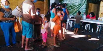 A pesar de las inundaciones en Tabasco, continúa la atención médica y la vigilancia a la epidemia por Covid: SSa