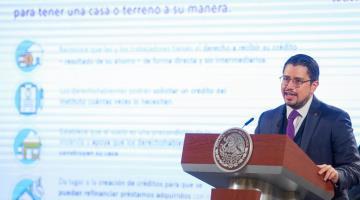 Reforma a la Ley de Infonavit, es la inclusión financiera más grande de México, destacan
