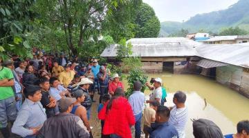 Protección Civil nacional emite Declaratoria de Emergencia para 21 municipios de Chiapas