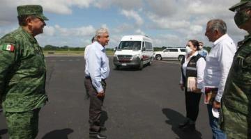 Visitaría Obrador Tabasco y Chiapas este fin de semana para atender inundaciones