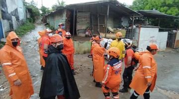 Deja Iota 155 mil damnificados en Cartagena Colombia