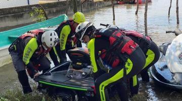 Establece PC de NL base en Frontera en auxilio a Tabasco por inundaciones