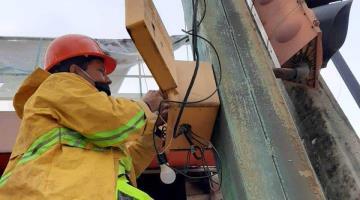 Reciben mantenimiento semáforos de 5 principales vialidades de Villahermosa