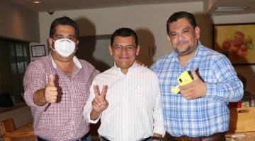 """""""Respaldan"""" PRD y PAN que PRI encabece alianza electoral en Centro, asegura Dagoberto Lara"""