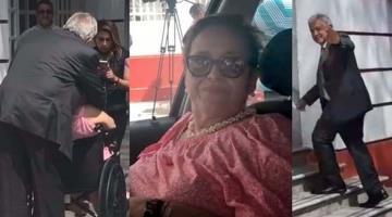 Fallece Candelaria Beatriz López Obrador, hermana de AMLO