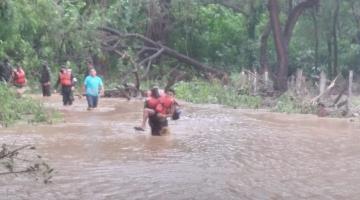 Han muerto ocho en Nicaragua por paso de Iota