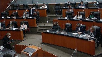 Senadores en comisiones unidas aprueban el dictamen sobre la regulación de la marihuana