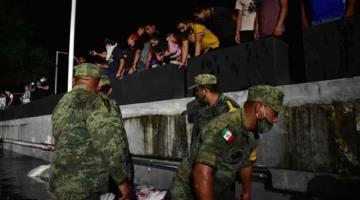 Socavón en Parque Lineal habría permitido que el agua se filtrara hacia el malecón: Conagua