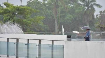 Prevé CONAGUA lluvias de hasta 50 mm para hoy en Tabasco