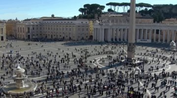 Ora el Papa Francisco por las familias afectadas por los efectos del Covid-19
