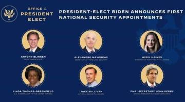 Elige Joe Biden a Alejandro Mayorkas para dirigir Departamento de Seguridad Interior