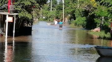 Macuspana y la región de los Ríos, los focos de atención por incremento del Puxcatán y Usumacinta, dice Protección Civil