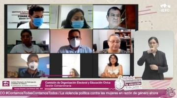 Define comisión del IEPC 6 cabeceras municipales para cómputo de elección de alcaldes